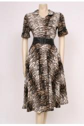 70's Tiger Dress