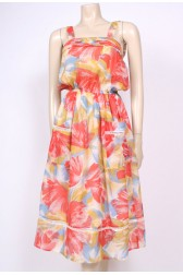 Pocket Front Sun Dress