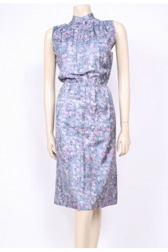 Blossom Print Day Dress