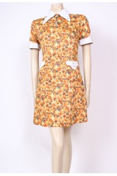 Cutie-Pie Mod Dress