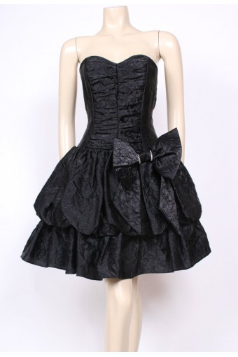 Crinkle Party Dress