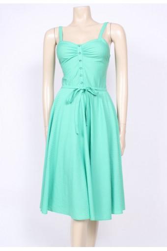 Greenest Sun Dress