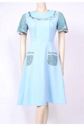 Cutesy Blue Dress