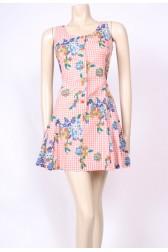 Girly Gingham Dress