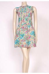 Pretty 60's Sun Dress