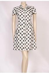 Mod Print Dress