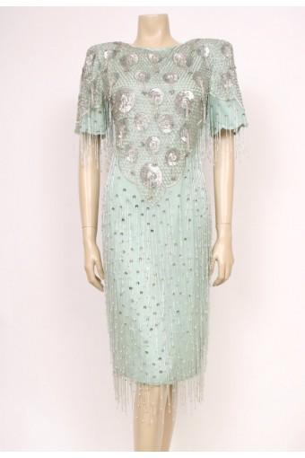 Fringed Bead Dress