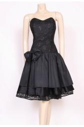 80's Lace Party Dress