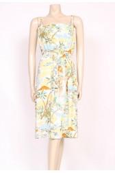 Palm Tree Sun Dress