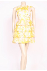 60's Dolly Ra-Ra Dress