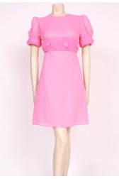 Pink Dolly Dress