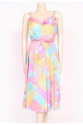 Pastel Disco Dress