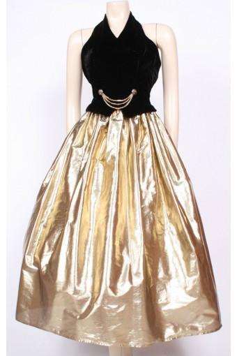Great Gold Dress