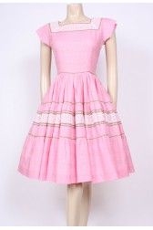 Prettiest Pink Day Dress