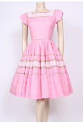 Prettiest Pink Day Dress