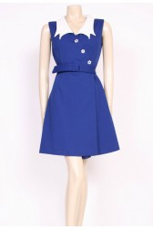 Twiggy Label 60's Dress