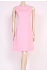 60's Pink Shift Dress