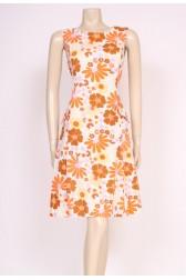 Flower Power Mod Dress