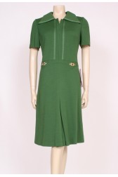 Unused 1970's Mod Dress