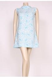 Print Mini Mod Dress