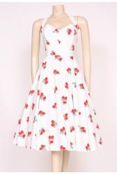 Fruity Plum Dress