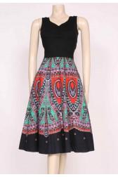 Cotton Boho Sun Dress