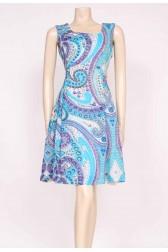 Paisley 60's Dress