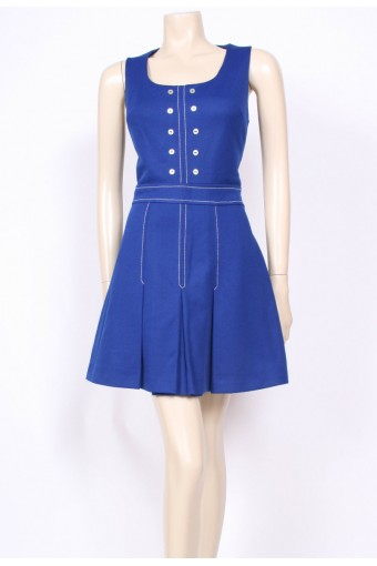 Nicey Navy Mod Dress