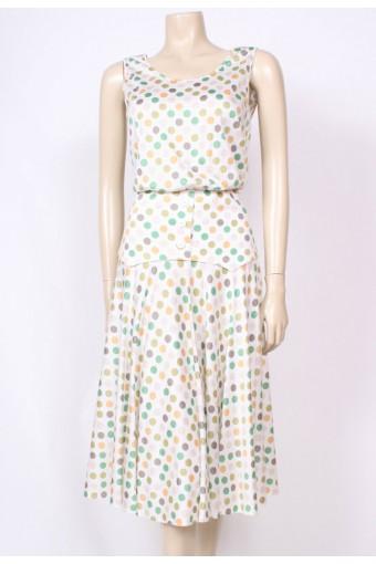 Spotty Sunny Day Dress