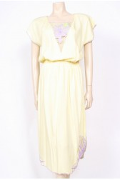 Lemon Fish Sun Dress