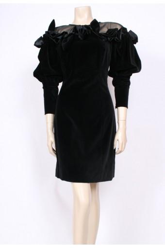 Avant-Garde Party Dress