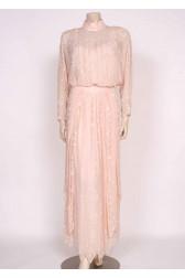 Beaded Pearls Dress