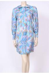 60's Pucci Style Print Dress