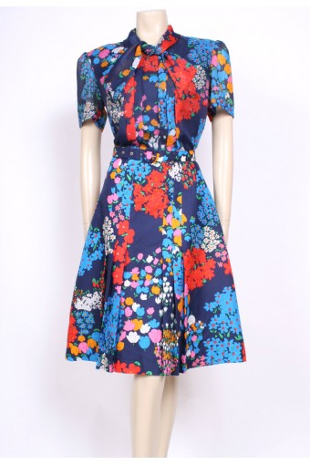 Tulips & Daisies Dress