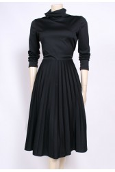 Pleated Perfection Dress