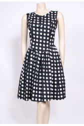 Cotton Spotty Dress