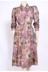 Autumn Pockets Dress