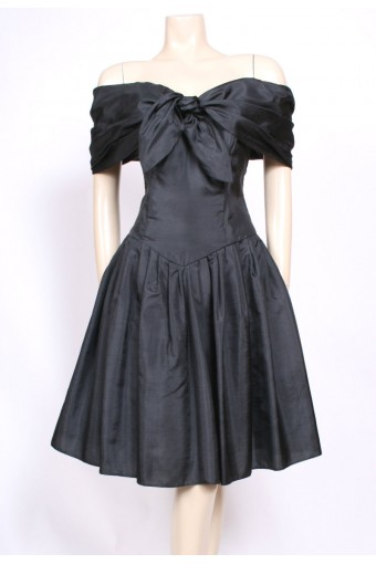 Little Black Party Dress