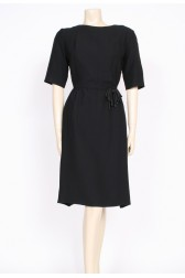 50's Little black dress