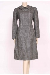 Wool Mod Dress