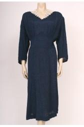 Early 40's Collar Dress