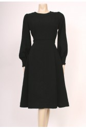 Bell Sleeve 70's Dress