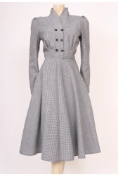 Houndstooth New Look Dress
