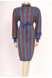 Mohair Knitted Dress