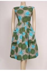 Sunflower 50's Dress