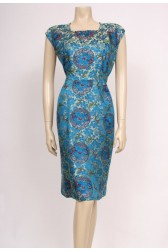 Chinese Dragon Shift Dress