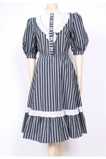 Frills & stripes Dress