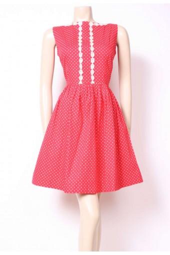 Spotty 50's Sun Dress