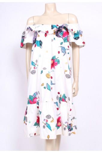 Seashell Hawaii Sun Dress