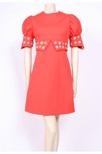Cuffs & Puffs 60's Dress